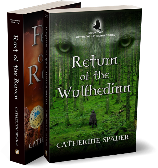 Return of the Wulfhedinn - Book Two - Cathy Spader