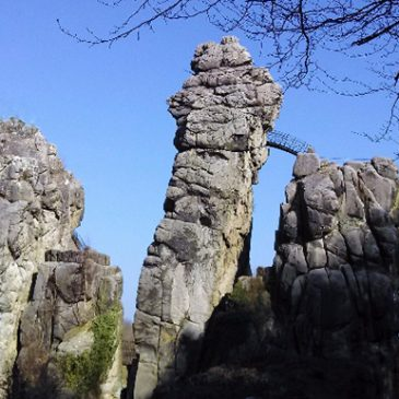 This Place Rocks! Germany's Externsteine