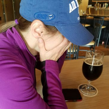 Jet Lag, a Hearty Stout, and Tears of Joy