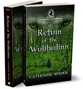 Cover artwork for Return of the wulfhedinn Book Two available at amazon